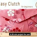 Easy Clutch - pdf sewing pa..