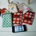 iPhone zip pouch - pdf bag ..